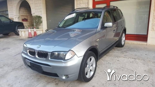 BMW in Chtaura - 2006 BMW X3 3.0 SUPER CLEAN for sale