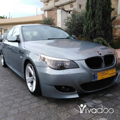 BMW in Anfeh - Bmw 530 2005.. Look m5..for sale