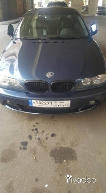 BMW in Borj Hammoud - FOR SALE model 2004 330 for sale