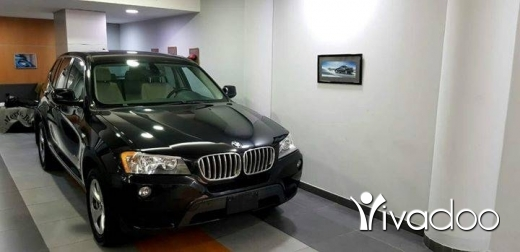 BMW in Tripoli - BMW X3 Model 2012 Very clean full options