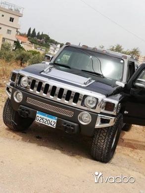 Hummer in Nakhleh - HUMMER H3 2006