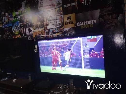 Televisions, Plasma & LCD TVs in Tripoli - Tv 55  Used like new 4k smart