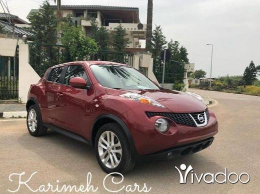 Nissan in Tripoli - NISSAN JUKE  SL 2012