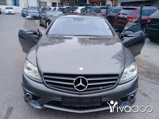 Mercedes-Benz in Beirut City - Make: Mercedes cl 550