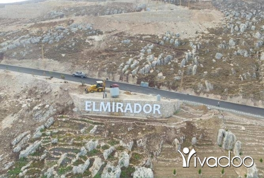 Land in Terbol - Lands In Elmirador De Terbol- 2000 sqm