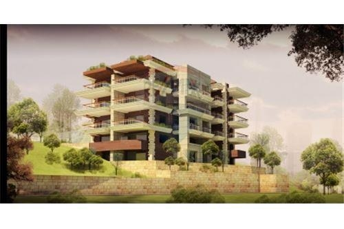 Apartments in Awkar - Apartment for sale in Aoukar/Metn
