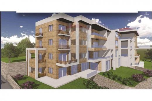 Apartments in Jouret el-Ballout - Apartment, Terrace for sale in Jouret El Ballout