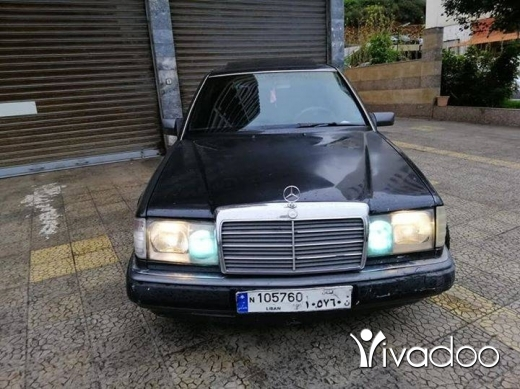 Mercedes-Benz in Kobbeh - Mercedes benz E230-300 4cylinder model 1992