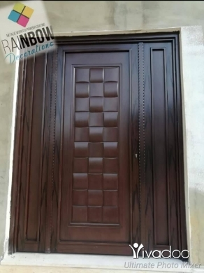 Interior Designers in Beirut City - Iron entrance doors full safty
