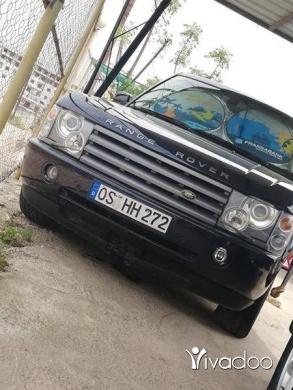 Land Rover in Nakhleh - Range rover vogue 2005