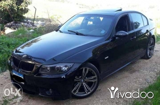 BMW in Nabatyeh - Bmw e90 look M .model 2008 fulloption