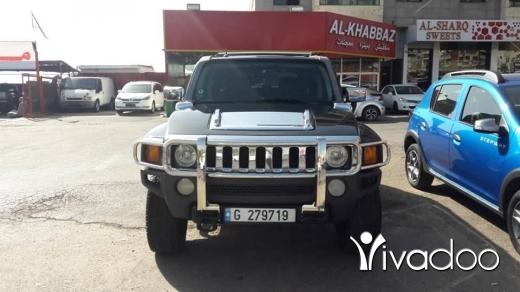 Hummer in Khalde - Hummer H3 modil 2007 kal zawyed fe albo aswad