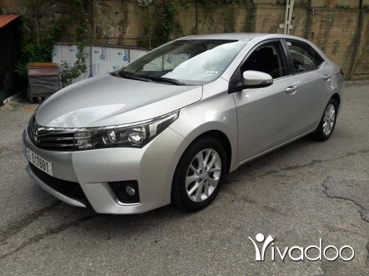 Toyota in Jounieh - Toyota corolla 2015 from BUMC type A
