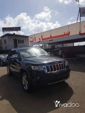 Jeep in Tripoli - JEEP Grand Cherokee HIME 2012