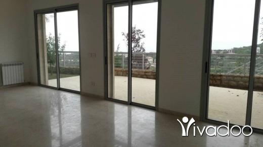Apartments in Atchaneh - hot deal beit misk  210m2 + 130m2 terrase & garden