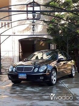 Mercedes-Benz in Beirut City - مرسيدسE320 Avantgardeمسجلة باسمي كتير نضيفةلون اسود قلب اسود خرج قنوة بيت ما بدها شي و مميزةبالزوائد