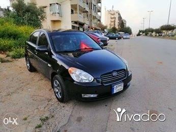 Hyundai in Manara - Hyundai Accent model 2010 sayaret bet 5ar2a masdar sherke lebneniye melek we7ed meshye 93000km