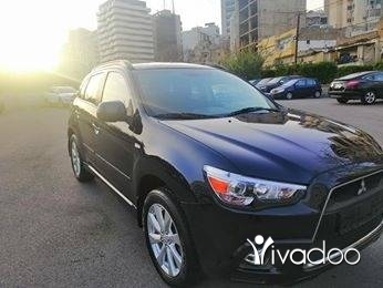 Mitsubishi in Beirut City - For sale Mitsubishi outander for sale