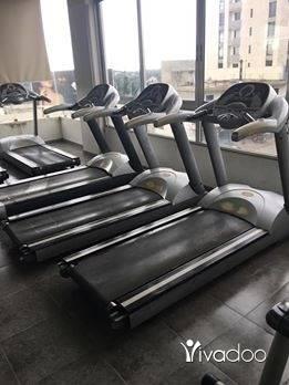 Gym Memberships in Tripoli - معدات جيم كامل ضخم بحالة جيدة جدا للبيع ب ١٦ الف$ بداعي بيعه خلال يومين ،للجادين واتس اب 70520314