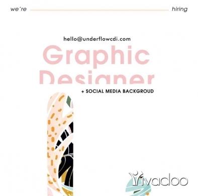 Graphic Design & DTP in Beirut City - Graphic designer needed