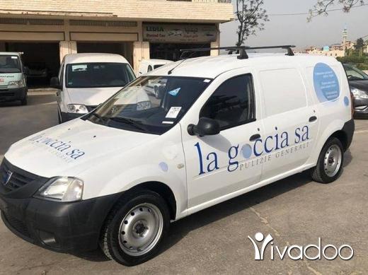 Dacia in Tripoli - Renault dacia 2010