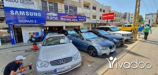 Mercedes-Benz in Beirut City - Shirazo Cars