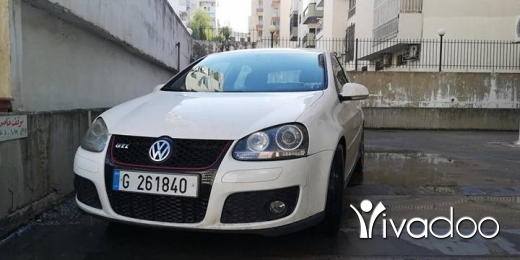 Volkswagen in Zouk Mosbeh - Golf Gti 2008 Stock 90000km only
