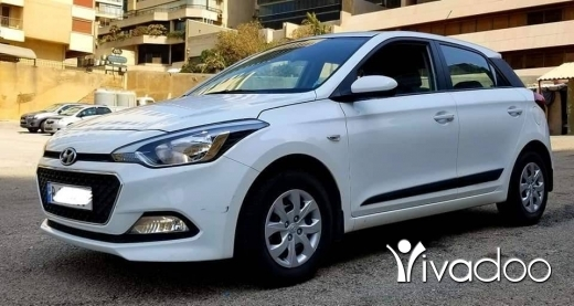 Hyundai in Beirut City - HYUNDAI I20