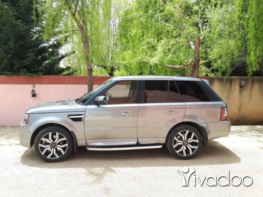Land Rover in Beirut City - Range Rover Sport Supercharged 2008 look 2012 super 5are2