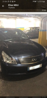 Infiniti in Antelias - Infiniti G37 One owner, dealership foe sale