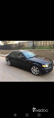 BMW in Tripoli - Bmw 2003 sport 325 ankad