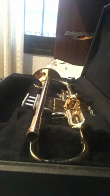 Other in Other - yamaha trumpet