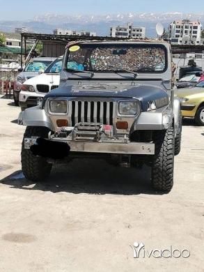 Jeep in Nakhleh - JEEP WRANGLER 1998