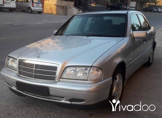 Mercedes-Benz in Sour - Marsides c 180 model 1998