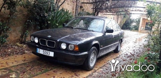 BMW in Nabatyeh - For sale Bmw 525 95