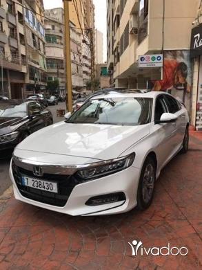 Honda in Beirut City - Honda accord 2016