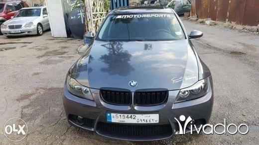 BMW in Beirut City - bmw 2007 328