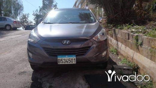 Hyundai in Beirut City - Tucson limited 2013