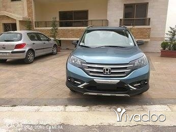 Honda in Dbayeh - Crv 2013 LX, 2 wheel drive in excellent condition