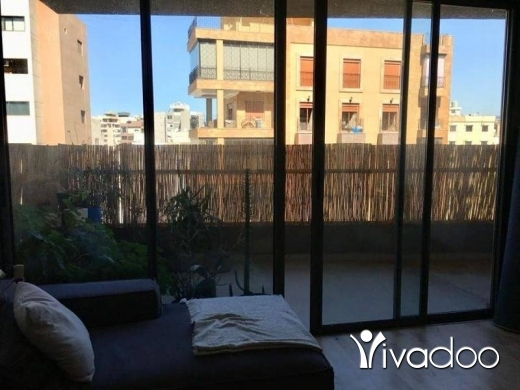 Apartments in Ain el-Remmaneh - 125spm furnished flat with balcony in Ain el remaneh
