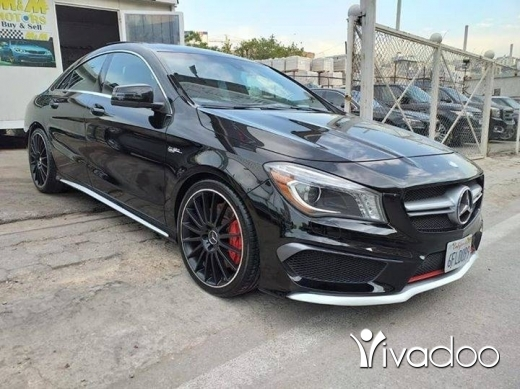 Mercedes-Benz in Mkalles - Mercedes Benz CLA 45 Amg Edition 1 luxury package 2014 ajnabieh super clean
