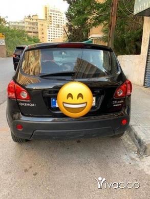 Nissan in Beirut City - nissan qashqai
