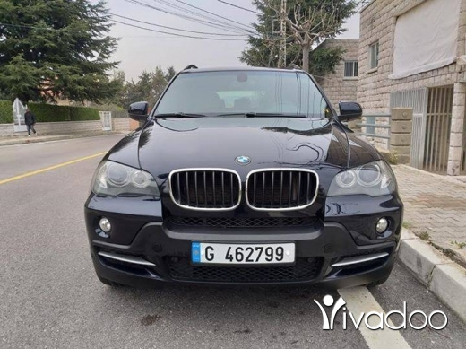 BMW in Ballouneh - X5 3.0si 2007 Sport Package