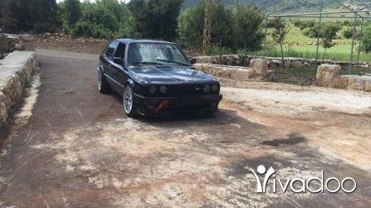 BMW in Beirut City - Bmw 325 1986
