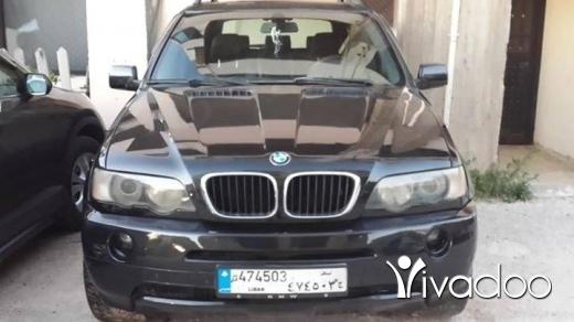 BMW in Tripoli - Bmw x5M-power