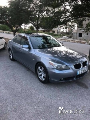 BMW in Beirut City - 530 model 2004