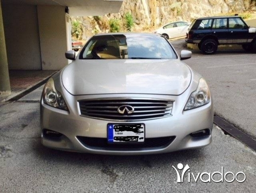 Infiniti in Beirut City - Infinity G37s Excellent condition