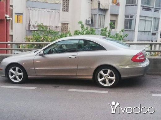 Mercedes-Benz in Beirut City - Mercedes 320 clk 2005 ful automatic
