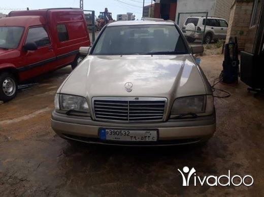 Mercedes-Benz in Zgharta - Mercedes C 180