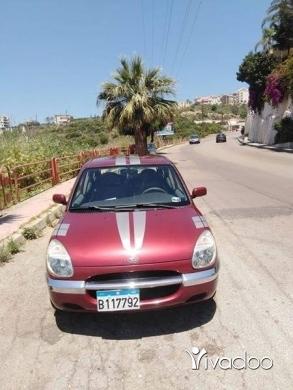 Daihatsu in Beirut City - Daihatsu sirion